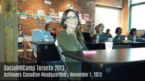 SocialHRCamp TO 2013