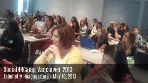 SocialHRCamp Vancouver 2013