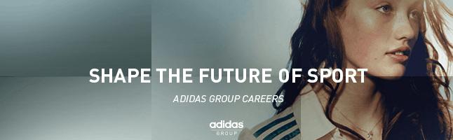 Adidas - Shape the Future of Sport