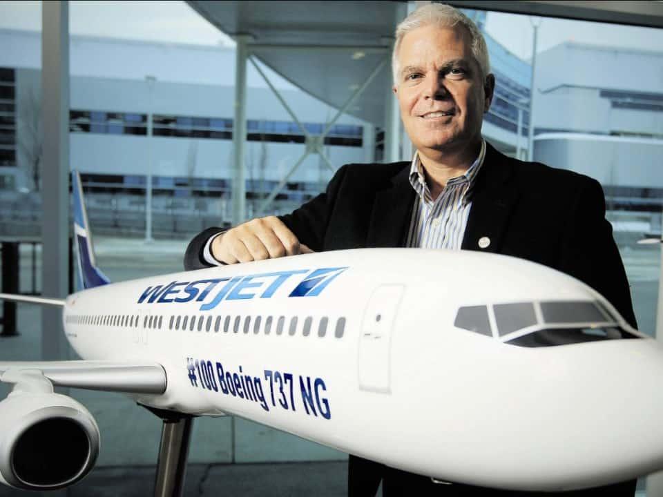 Gregg Saretsky - Westjet Airlines