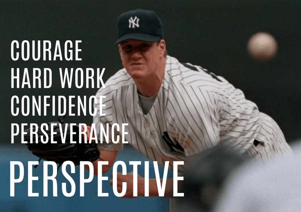 Jim Abbott - Hard Work, Perseverance, Courage, Confidence, Perspective