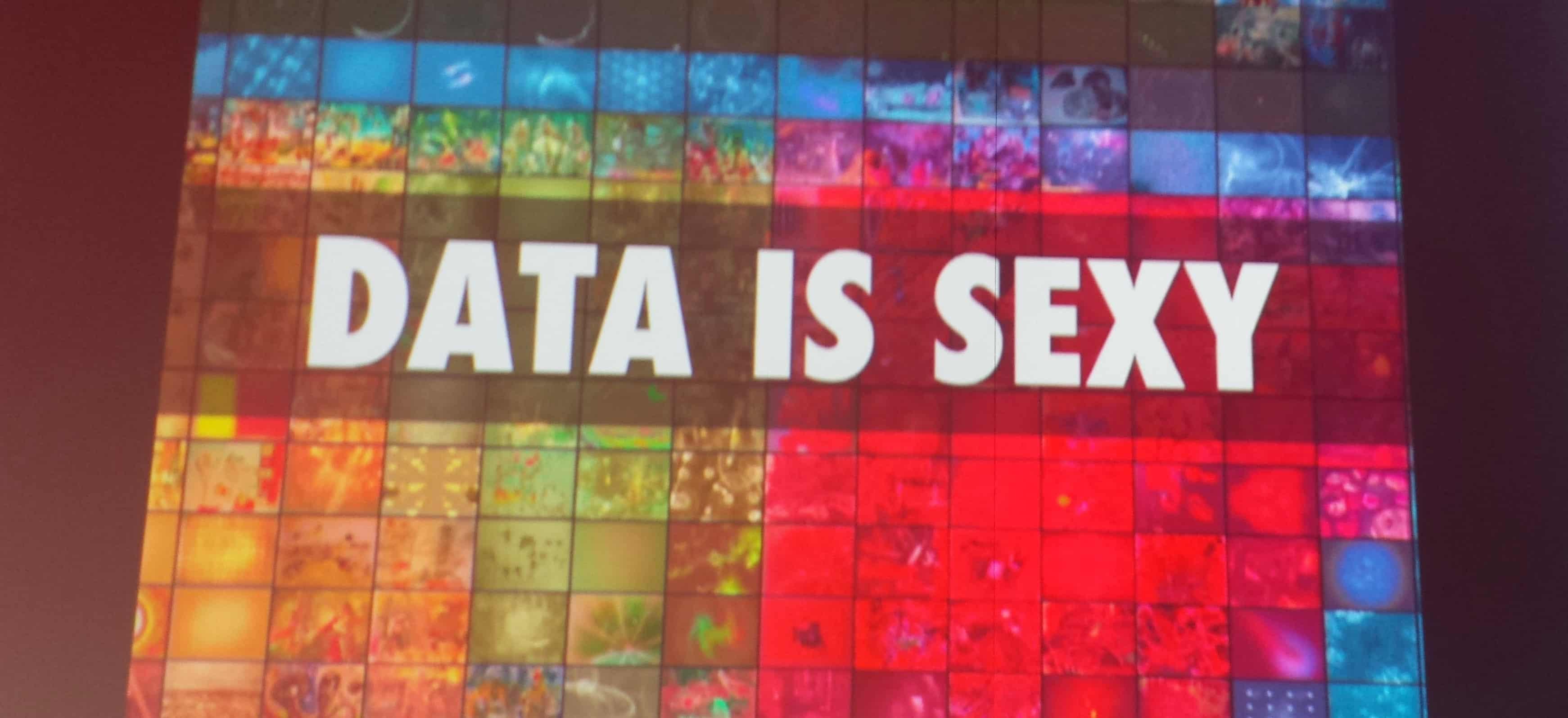 Jason Averbook - Data is Sexy Digital Disruption #vueDD