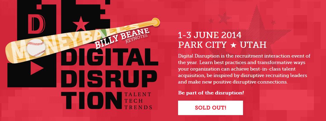 HireVue Digital Disruption #vueDD