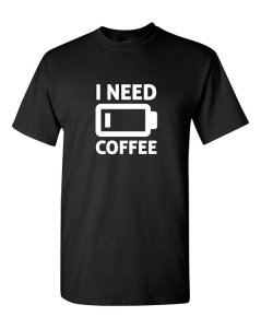 I need Coffee Battery Power