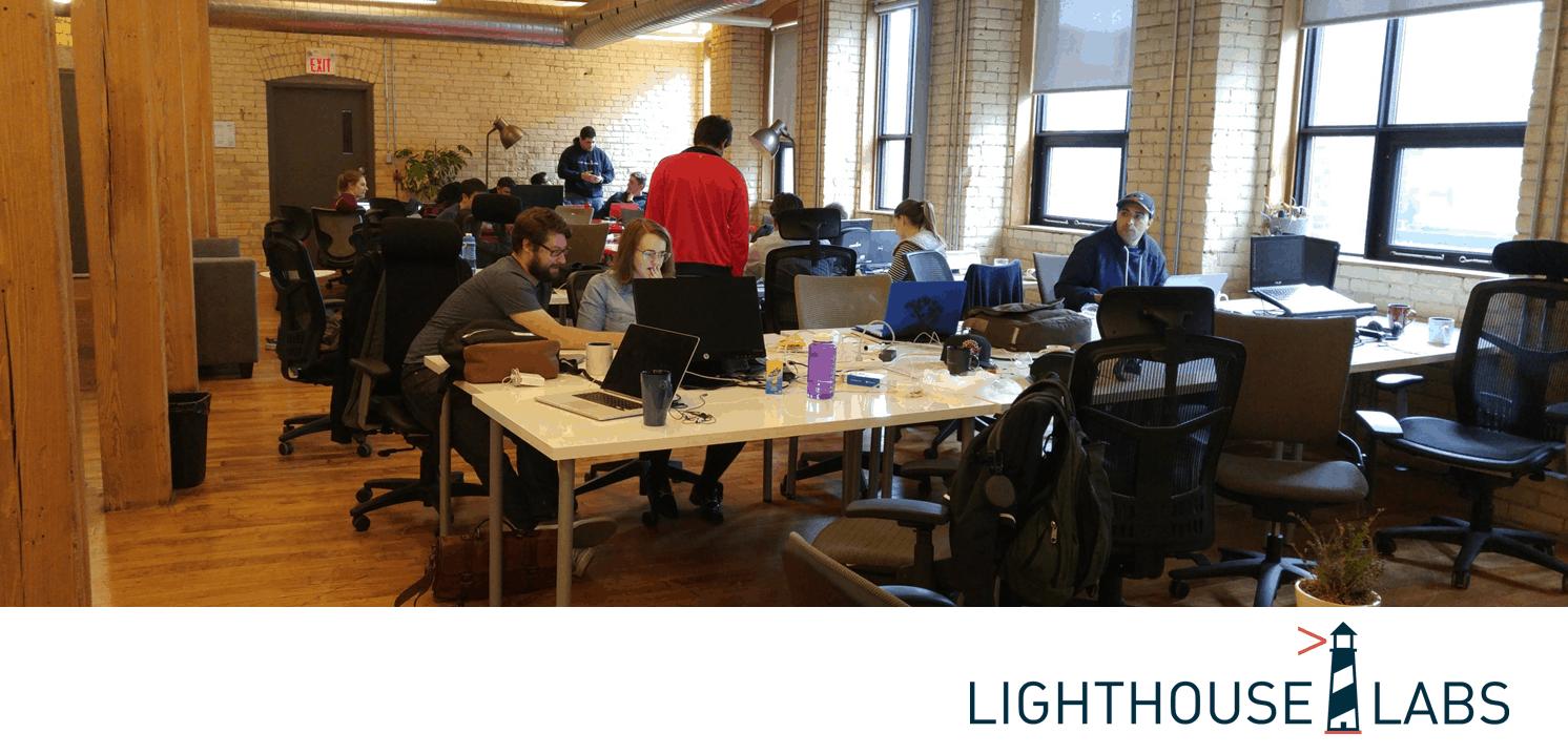 SocialHRCamp Toronto 2016 - Lighthouse Labs