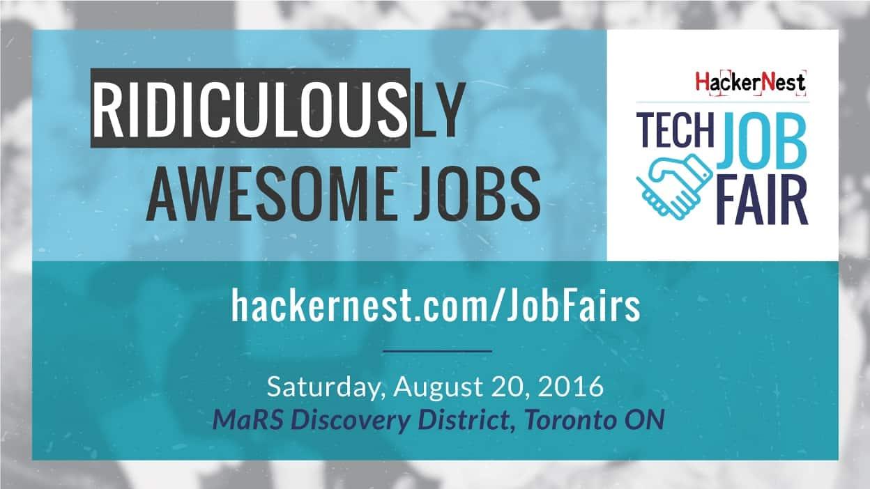 HackerNest Toronto